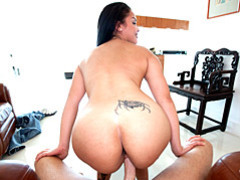 Latina riding him hard videos