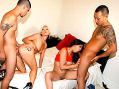 Babes in the bedroom fucking movies at kilovideos.com