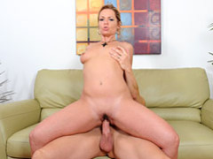Busty mature seduces her co-worker movies at sgirls.net