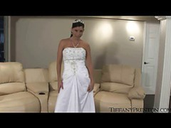 Bride tiffany deep masturbate movies at kilogirls.com
