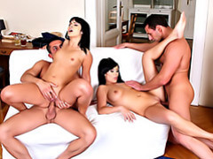 Foursome with their euro sluts videos