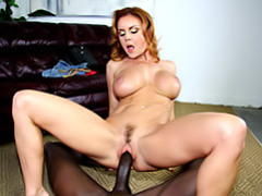 Hot busty redheaded milf slut movies at freekiloporn.com