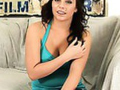 Lovely chick mindy lynn opens her mouth for a warm cumshot movies at sgirls.net