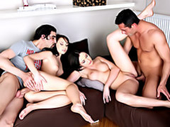 Group porn with anal sluts movies at find-best-babes.com
