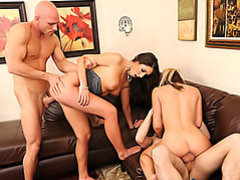 Foursome with hot wives videos