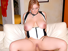 Chubby girl rides dong videos