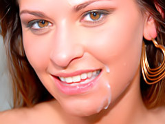 Cumshot on her face movies at dailyadult.info
