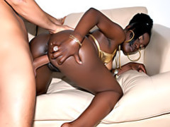 Ebony pornstar big cock fucked videos