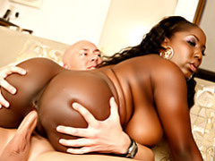 Huge black ass rides meat videos