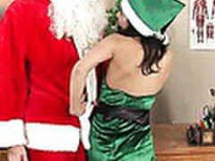 Horny elf tia riding santa chibbles cock movies at sgirls.net