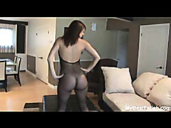 Great round ass and legs - mybestfetish movies at sgirls.net