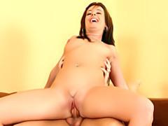 Slim older chick on cock videos