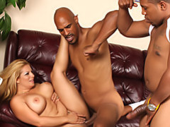 Black dudes do mom tubes