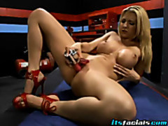 Messy facial video movies at dailyadult.info