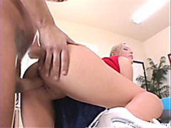 Blond cheerleader screwed by her professor movies at find-best-videos.com