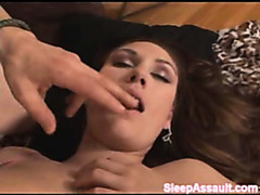 Sleeping babe fucked videos