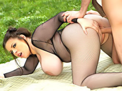 Big girl fucked outdoors videos