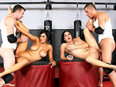 A sporty foursome videos