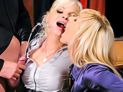 Satin girls pissed on! videos