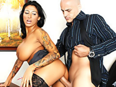 Tattooed chick fucked movies at find-best-ass.com