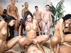 Amazing group sex! videos