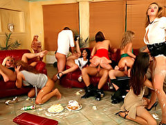 Pussy pleasure party movies at sgirls.net