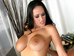Naturally busty secretary videos