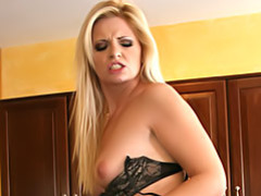 Big cock for bobbi movies at lingerie-mania.com