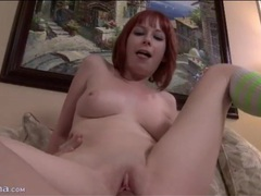 Fat dick fucks young redhead in bald vagina videos