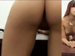 Watch her pretty face during a doggystyle anal fuck tubes
