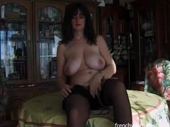 Erotic solo porn with big boobs brunette girl videos