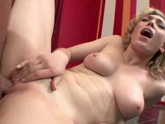 Curly hair lily labeau rides cock passionately videos