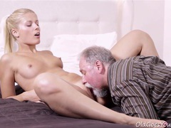 Elena fucked old guy after he licked her cunt movies at find-best-ass.com