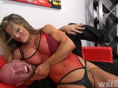 Maria g wrestles dante (softcore) movies