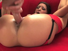 Ann marie gets her latina gash fucked videos