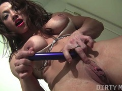Brandimae hot muscle goddess masturbating videos