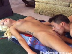 Blonde mom banged by latin guy videos