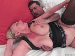 Big breasts granny fucked in her hot pussy movies at sgirls.net