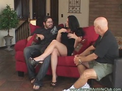 Hubby wants wifey screwed hard movies at lingerie-mania.com