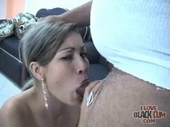 Latina gives head to black cock and bangs videos