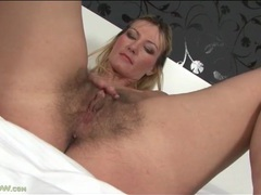 Milf vanessa lovely fondles her big titties videos
