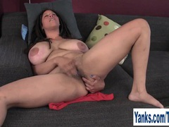 Busty milf shannon rubbing her hairy cunt movies at find-best-lingerie.com