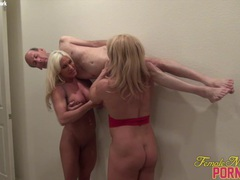 Ashlee chambers, wildkat, and their slave videos