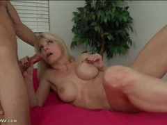 Fit momma jodie stacks sucks and rides a dick videos