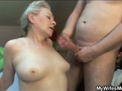 Chubby blonde mature fucked from behind videos