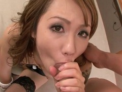 His japanese cocksucker bends over to get fucked movies at sgirls.net