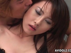 He shows you close up on her japanese pussy movies at sgirls.net