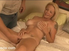 Blonde stripped nude and fucked in hot cunt movies at find-best-hardcore.com