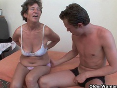 Anal loving grannies and milfs collection videos