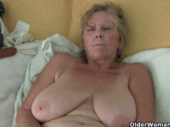 Britain's most sexiest grannies part two videos